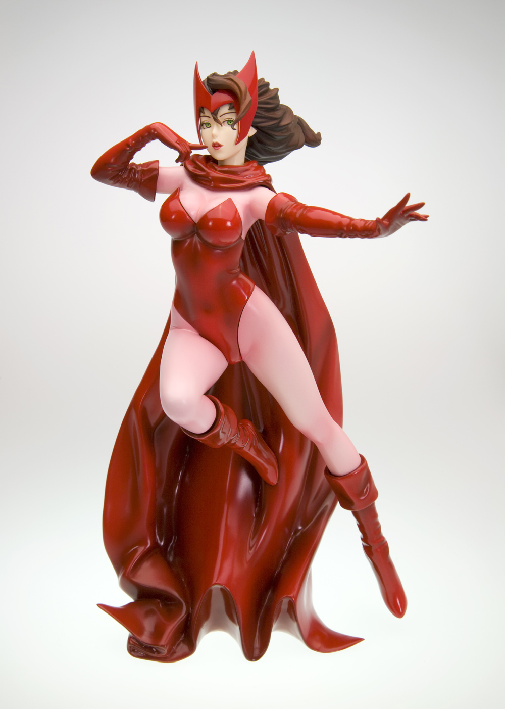 Figure preview marvel bishoujo statues anime maki